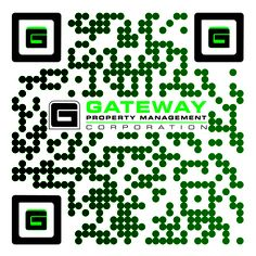 Check out this #SuperCool custom designed QR Code for Gateway Property Management Corporation: http://www.GatewayPM.com by The RentSeeker.ca Team