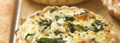 Sweet Potato and Feta Tarts