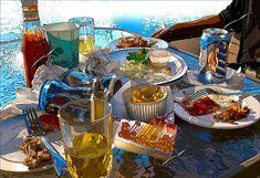 鈴木英人 : 昼下がりの宴