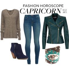 Capricorn Fashion Rock Your Sign