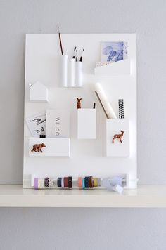 DIY: ORGANIZADOR DE PARED