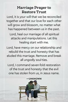 Marriage Prayer to Restore Trust Prayer For My Marriage, Couples Prayer, Fighting For Your Marriage, Marriage Help, Godly Marriage, Strong Marriage, Faith Prayer, Marriage Relationship, Love And Marriage