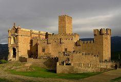 CASTILLO DE JAVIER: Ruta de Castillos Medievales