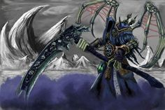DarkSiders. Chaos and Reaper Form | DarkSiders | Pinterest ...
