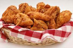 Fried Chicken Bake