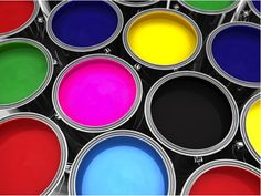 Choosing the right paint: Learn how to choose the right paint for your room based on your needs.