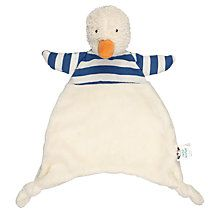 Buy Jellycat Bredita Duck Soother Online at johnlewis.com