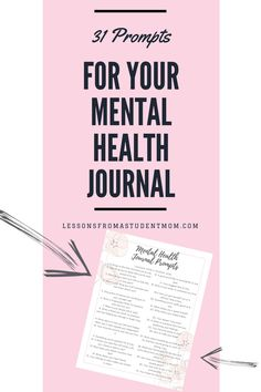 Go ahead and start journaling for mental health. These 31 prompts will be perfect for your October journal and give you a better view of yourself as a person.