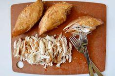 Slow Cooker Pulled Chicken Teriyaki Recipe