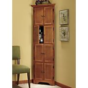 Tall Corner Storage | Storage Cabinet At Country Door