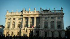Torino Piazza Castello #palazzomadama #palazzomadamatorino #piazzacastello #piazzacastellotorino #torino #Turin #Italy #mycity