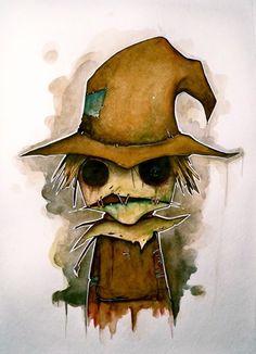 Scarecrow by Chris Uminga
