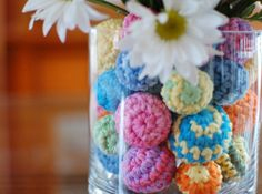 Crochet Your Way to a Beautiful Centerpiece – Free Crochet Ball Pattern Included | Petals to PicotsPetals to Picots
