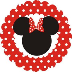 Imagem relacionada Minnie Mouse Car, Minie Mouse Party, Minnie Mouse Party Decorations, Mickey Mouse Cupcakes, Mickey Cakes, Baby Mouse, Mickey Mouse Clubhouse, Bear Party, Mickey Birthday
