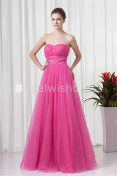 Ball Gown Satin Fine-Netting Sweetheart Special Occasion Dresses