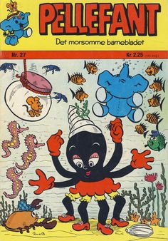 Cover for Pellefant (1970 series) #27