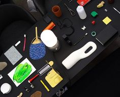 LOOK AT STUFF — formuswithlove: We gathered objects we are fond...