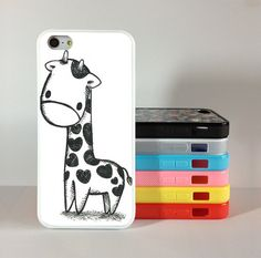 Giraffe iphone 4 case