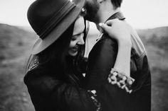 Cute Couple Engagement Photos