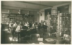 UMD library, 1920's, Duluth, MN