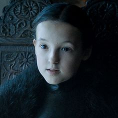Lyanna Mormont<<< I loved this little lady so much!!!