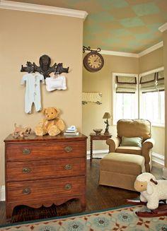Vintage Kid's Room - LOVE IT!  Polish & Patina