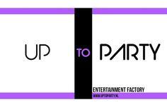 Up to party entertainment factory is gespecialiseerd in het organiseren van party's en events, bij u thuis of op locatie. Voor kleine gezelschappen vanaf 10 personen maar ook voor groepen van meer dan 200 personen tot grote events. Het is ons doel om uw wensen zo helder mogelijk te vertalen naar een party of event op maat. Dance events & DJ bookings:  www.skills4dreams.nl  Party: www.yourcelebration.nl Kids party:  www.prikkiefeestjes.nl  Info: www.uptoparty.nl