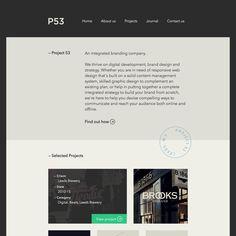Fonts Used: Avenir • Typewolf Typography Inspiration