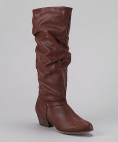 Ox Brown Boot