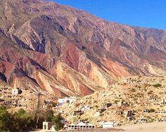 Maimará es una localidad argentina ubicada en el departamento de Tilcara de la provincia de Jujuy.