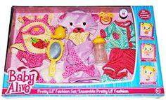 Baby Alive Pretty Lil' Fashion Set, Size Medium Baby Alive http://www.amazon.com/dp/B00P1KFR70/ref=cm_sw_r_pi_dp_.sxBub0HARH4Z