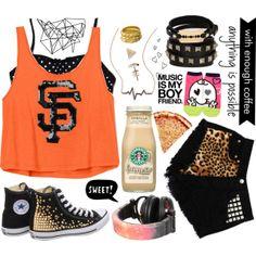 Kiara Merchant - Dance/ tennis outfit