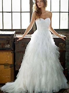 Affordable Wedding Dresses (Under $1,000!) - MSN Living
