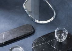 Norm's other products in the collection include a family of glass and marble…
