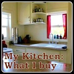 Health Home and Happiness Kitchen - What to buy and why