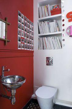 Déco des wc : 3 photos pour 3 styles - CôtéMaison.fr