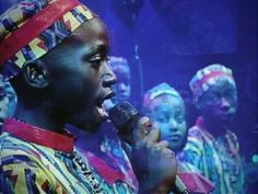 Watoto Children's Choir | African Lullaby - YouTube