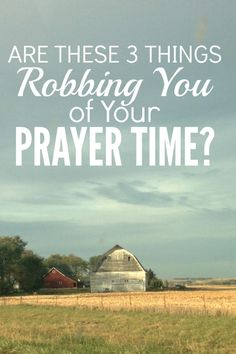 Let's be honest, you really don't have time to pray. You've got kids, and grandkids, and responsibilities that would make anyone's head spin. But it is exactly that overwhelmed feeling you are living with that is the #1 reason you should start a daily prayer routine. In this post, find out how.