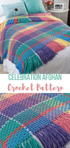 this crochet afghan blanket is so pretty, not sure if it's too advanced for me or if it'd be easy enough for a beginner? it does say skill level is easy so i think i'll give it a shot.