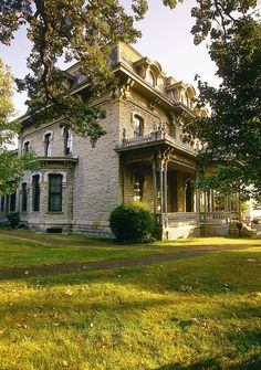 The home of Minnesota's first territorial governor is now a museum that will take you back to 19th-century St. Paul.
