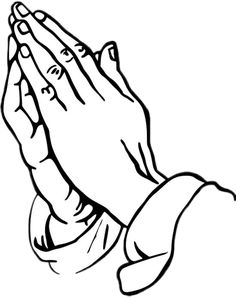 Praying Hands Clipart - – Millions of Creative Stock Photos, Vectors, Videos and Music Files For Your Inspiration a - Prayer Hands Drawing, Rosary Drawing, Prayer Hands Tattoo, Praying Hands Tattoo Design, Gebets Tattoo, Hand Tattoos, Pray Tattoo, Icon Tattoo, Praying Hands Clipart