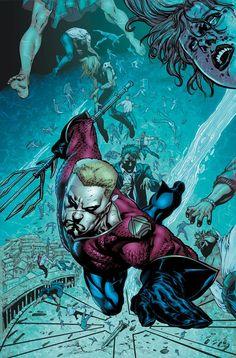 Emperor Aquaman [Flashpoint] by Ardian Syaf