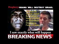 Jewish boy prophecy about President Barack Obama