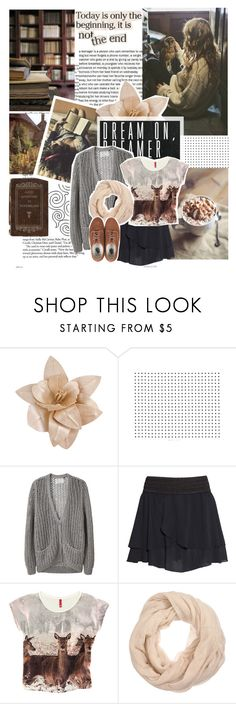 """""""Bookworm"""" by violetrose74 ❤ liked on Polyvore featuring Gareth Pugh, Forever 21, Beautiful People, 3.1 Phillip Lim, H&M, Parker Blue and Vans"""