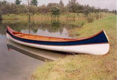 B. N. Morris canoe