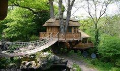 Empresa cria incríveis casas na árvore que custam R$ 687 mil   iG Colunistas – O Buteco da Net