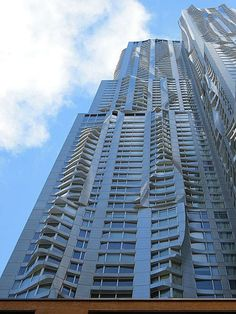 Indrukwekkende architectuur van de Beekman Tower