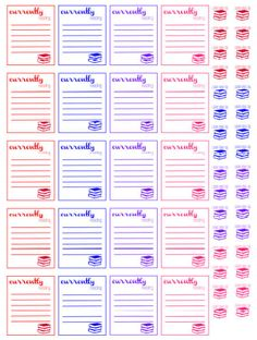 Free Printable Planner Stickers Currently Reading