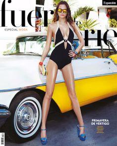 Gucci Cover - Fuera de Serie Spain, April 2014