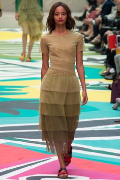 Spring 2015 Ready-to-Wear - Burberry Prorsum